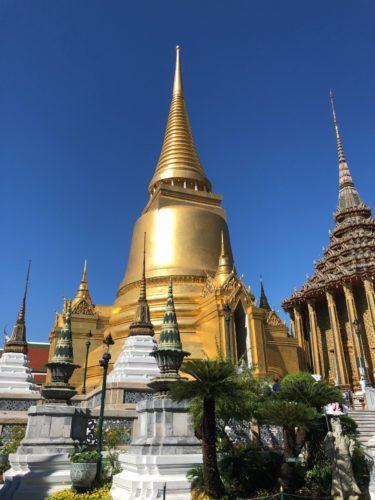 タイ旅行 おすすめ「ワットプラケオ」