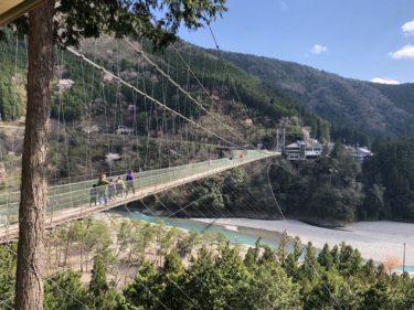 十津川村へGOしたい。