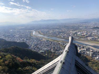 難攻不落の城 岐阜城へ行ってきた。