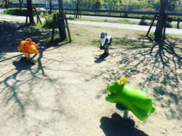 パンダは公園でも人気だった。