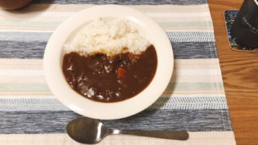 日本一美味いカレーを作ったぞっ!